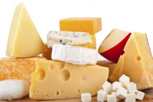 Cheese classification