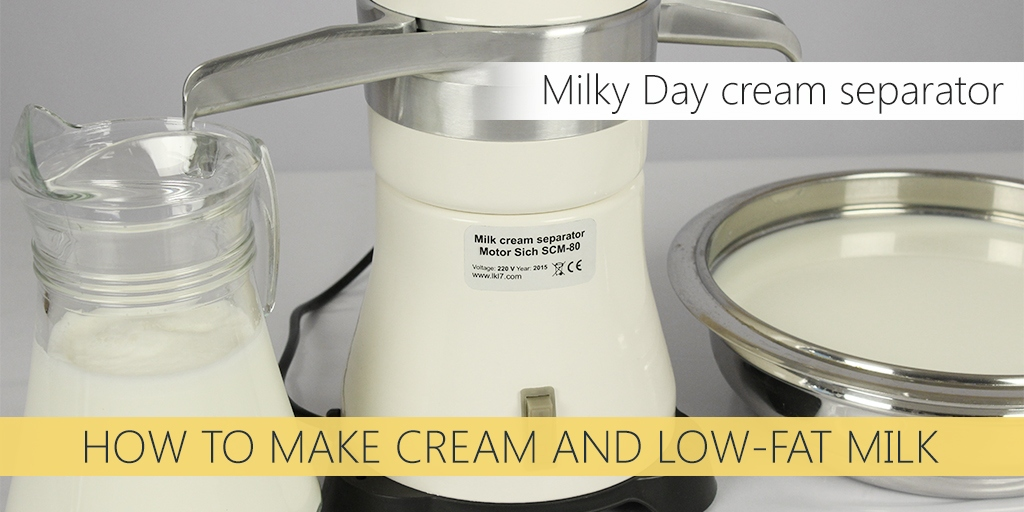 How To Make Low Fat Milk 105
