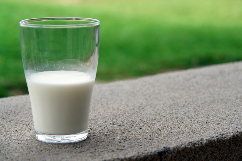 How to make low fat milk