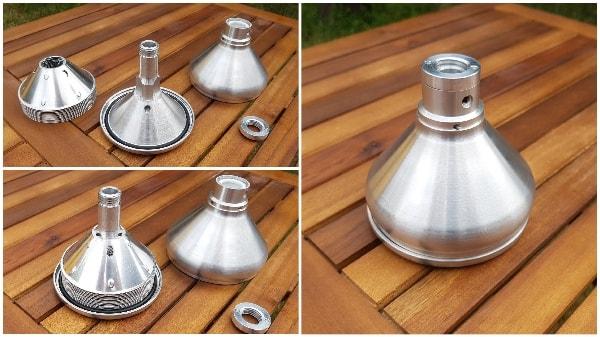 Cream-separator-bowl