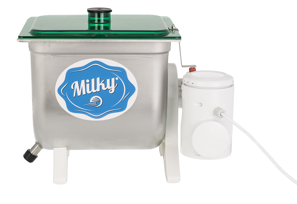 Milky butter churn FJ-10 (4)
