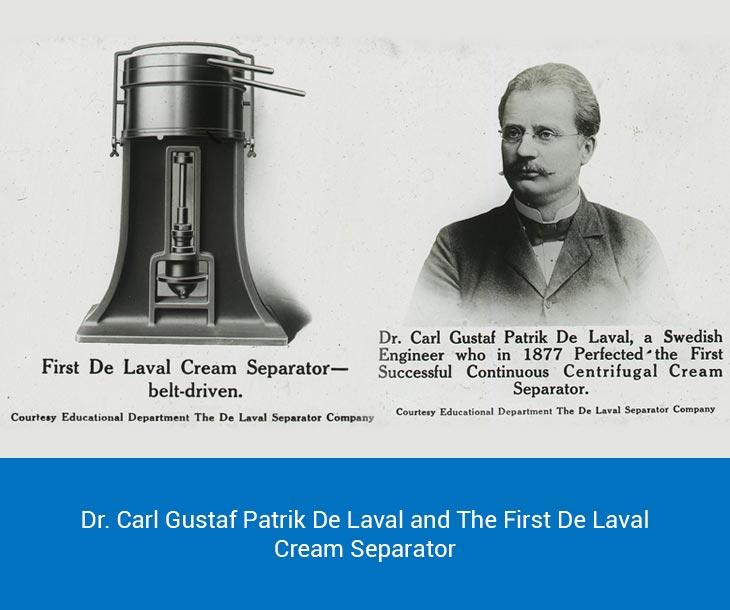 De Laval Cream Separator