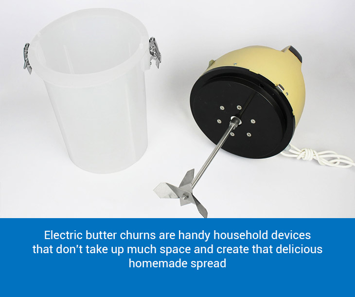 electric butter churns