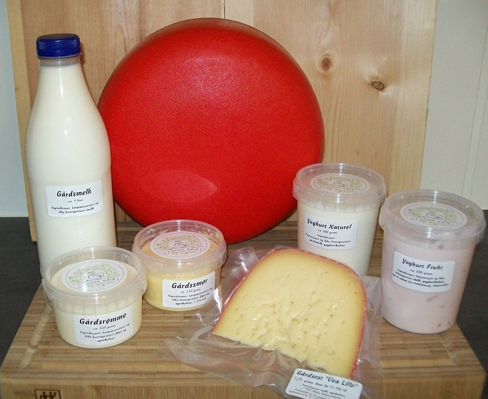 Dairy Products from family dairy farm