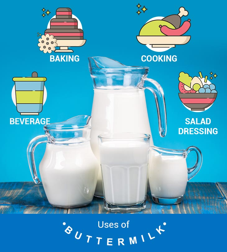 buttermilk Nutritional Facts and uses