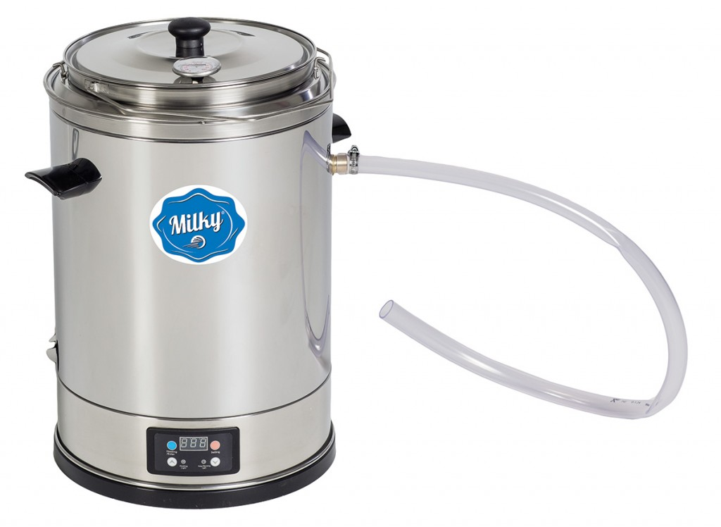 Home milk pasteurizer machine Milky FJ 15