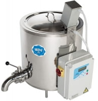 Pasteurizer, cheese and yogurt kettle Milky FJ 50 PF