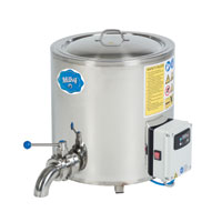 Pasteurizer, cheese and yogurt kettle Milky FJ 50 E
